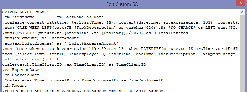 The Tableau Performance Checklist Custom Sql Limit In Live Connections Interworks