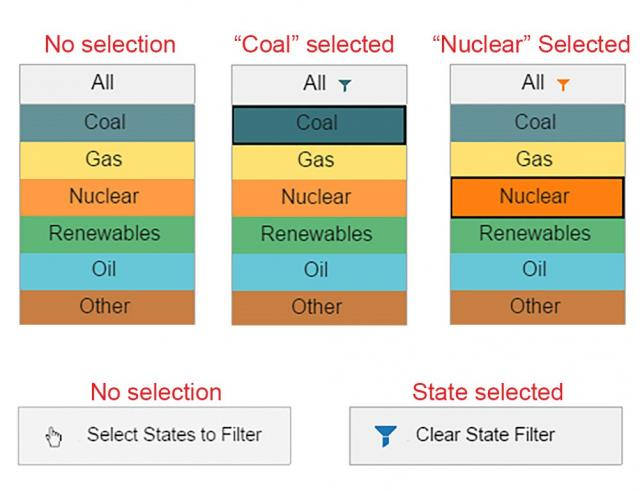 Creating Multi-State Buttons in Tableau | InterWorks