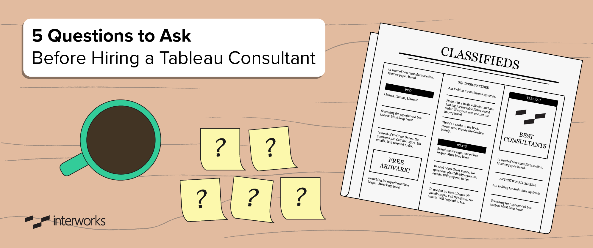 5 Questions to Ask Before Hiring a Tableau Consultant | InterWorks