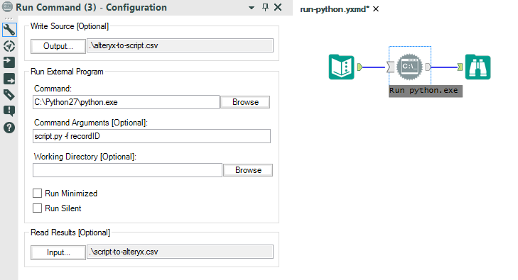 Using the Alteryx Run Command Tool | InterWorks