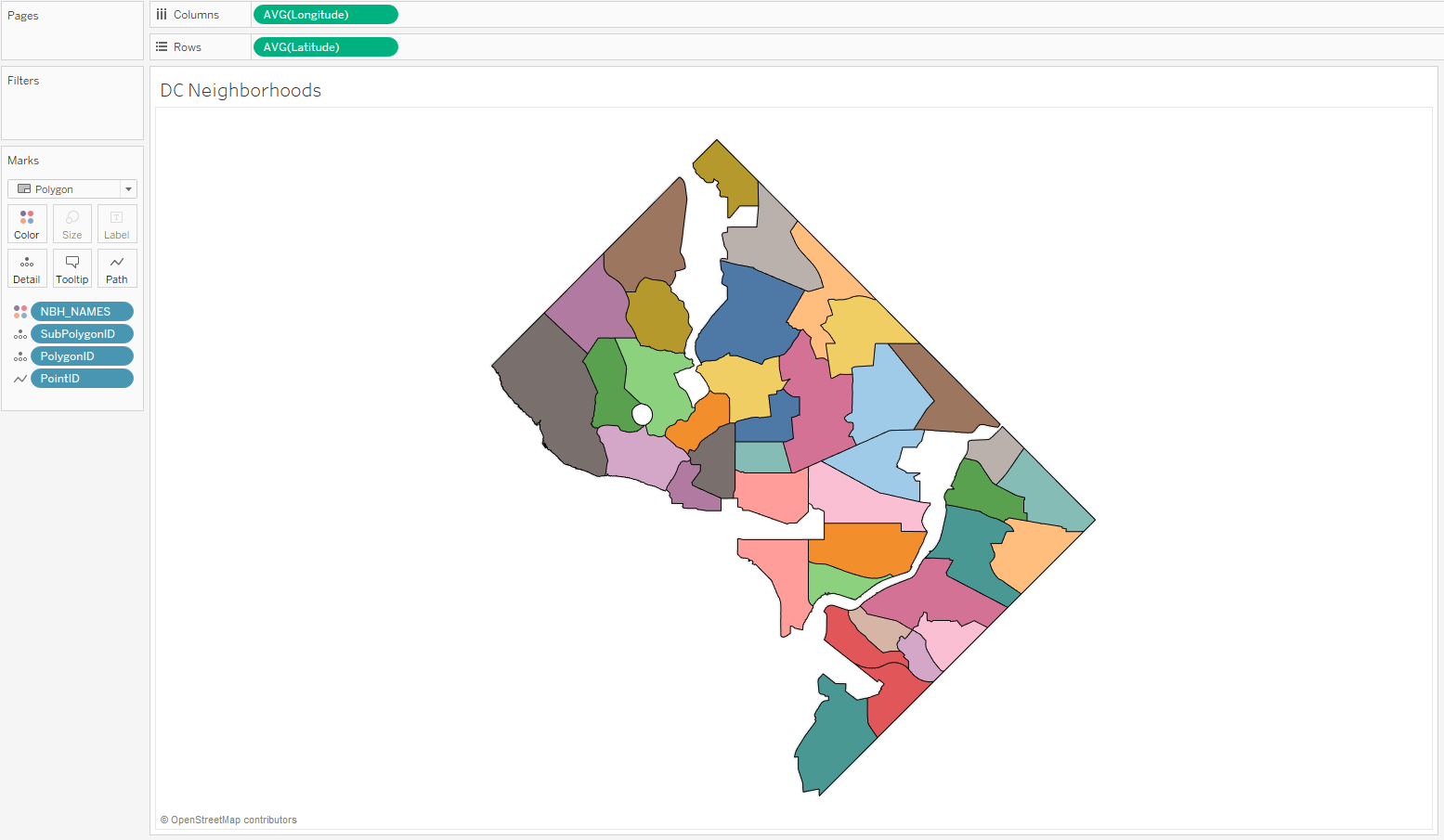 Another Way to Use Shapefiles in Tableau: Alteryx | InterWorks