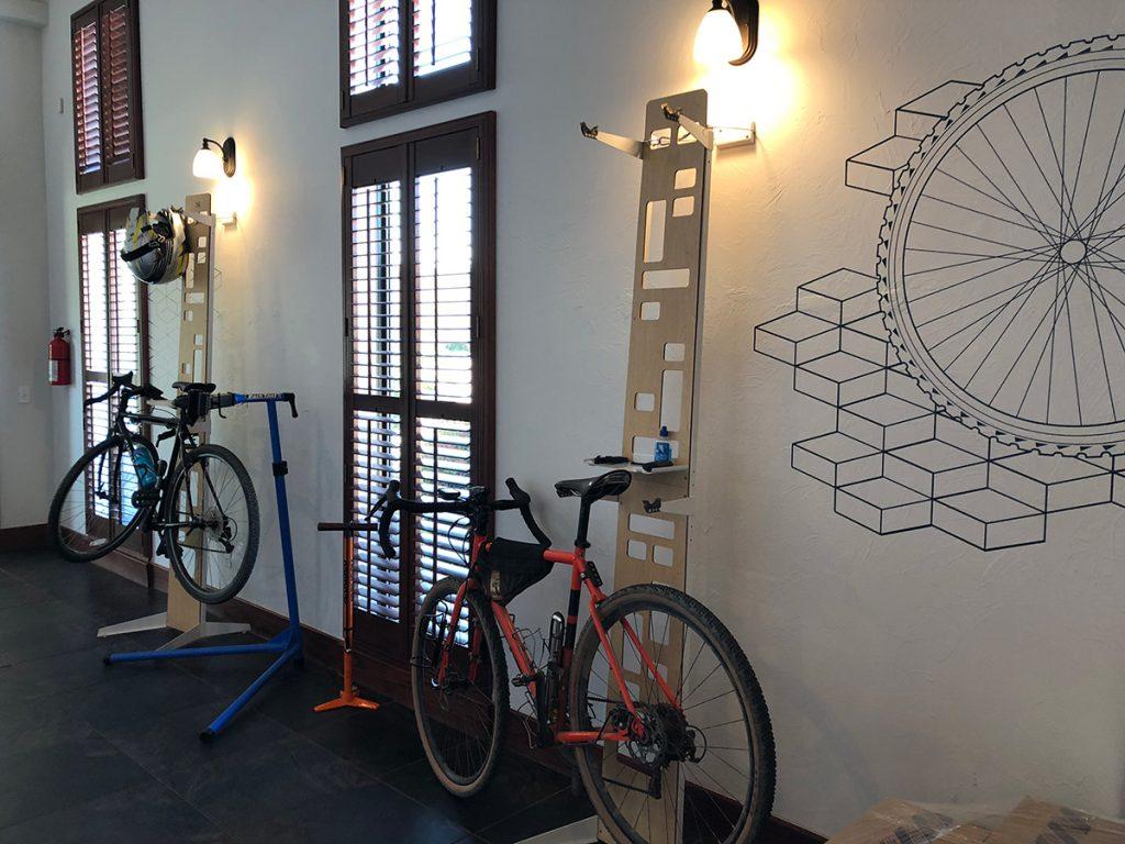 InterWorks Bike Racks