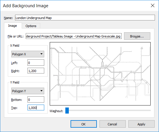 X Marks the Spot: How to Map Just About Anything with Tableau