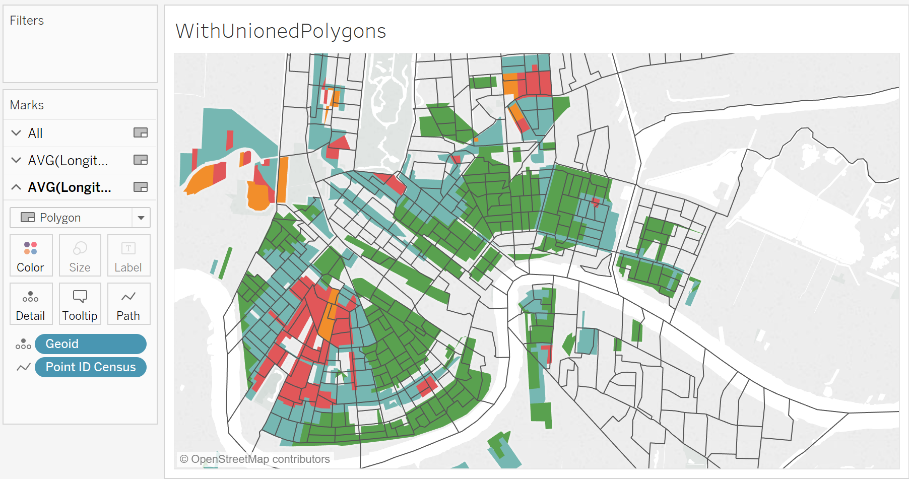 Creating a Dual-Axis Map in Tableau Using Polygons | InterWorks