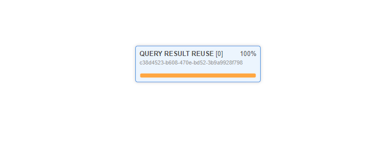 Query Result Reuse