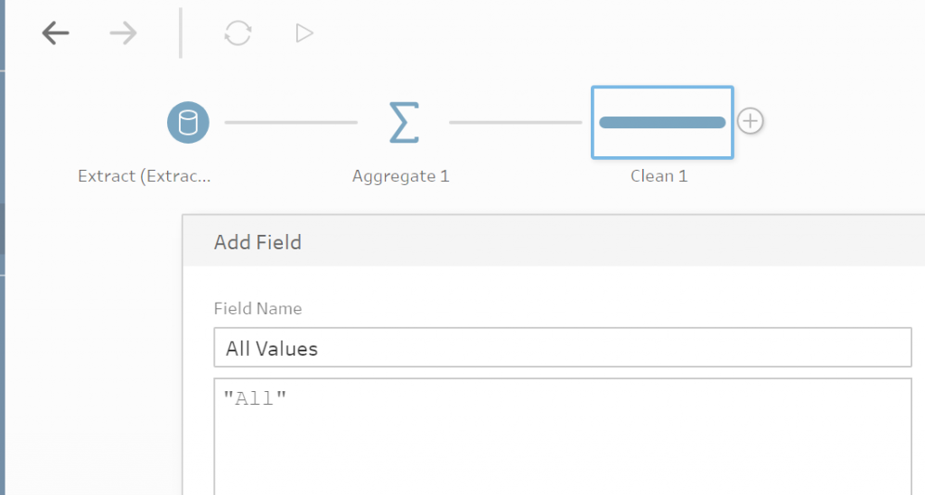 Tableau Prep: Joining on AllValues Field