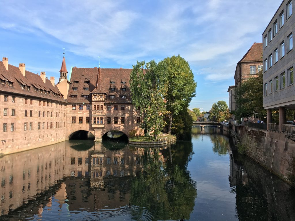 InterWorks Europe team meet-up in Nuremberg