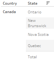 text wrapping in Tableau formatting pane
