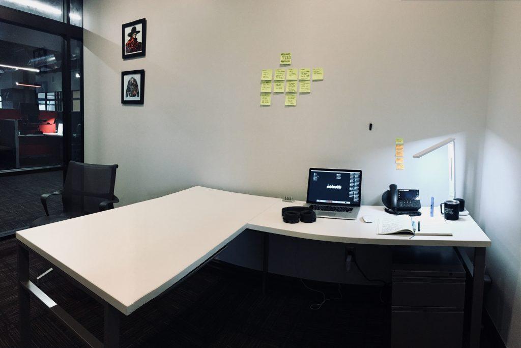 Jenny Parnell Desk