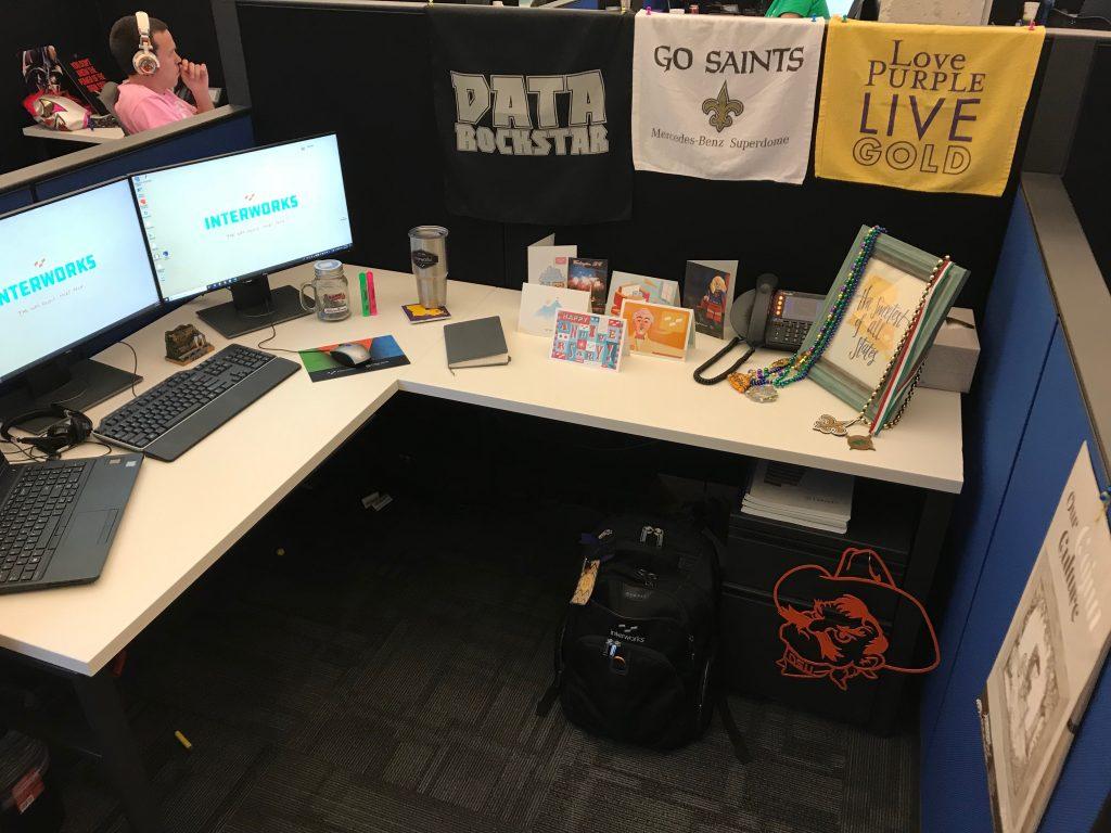 Katie Wagner Desk