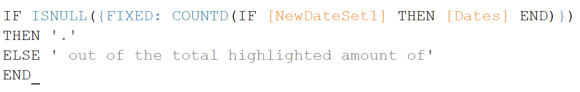 dynamic text in Tableau