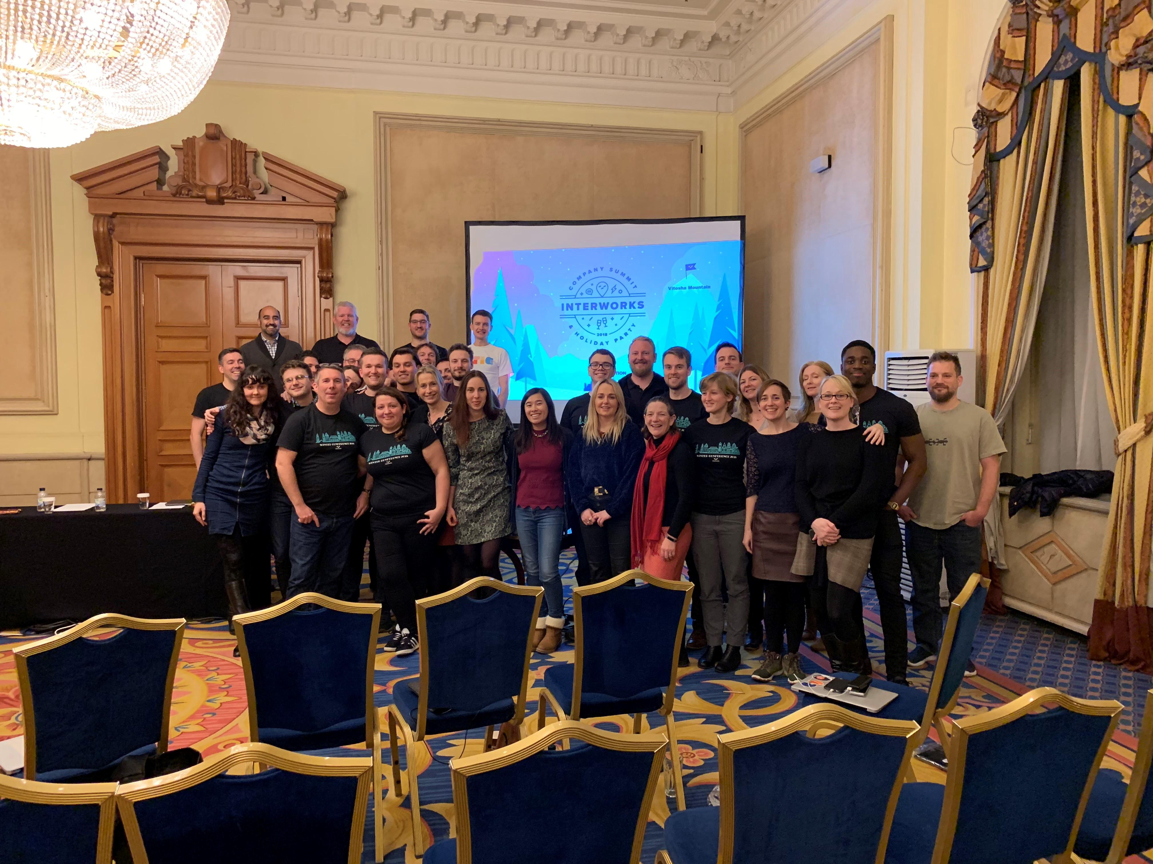 InterWorks Europe Summit