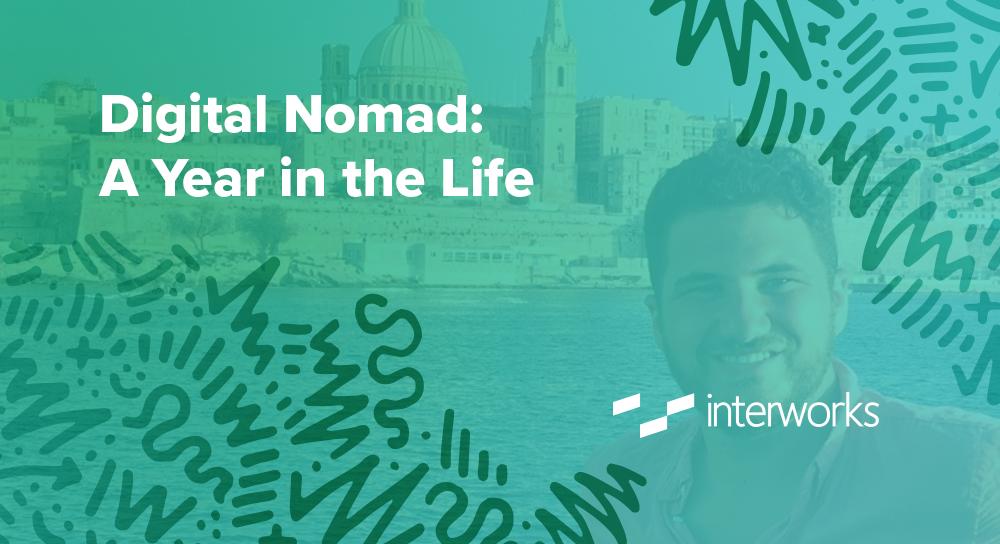 Carl digital nomad