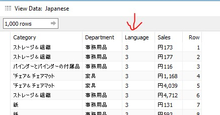 data dictionary in Tableau