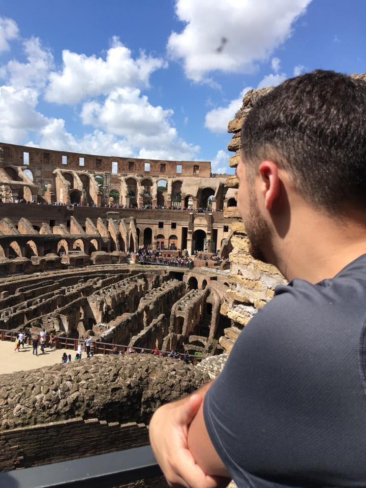Carl in Rome