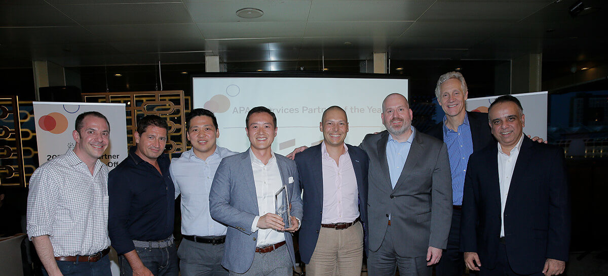 Tableau APAC Partner of the Year Award