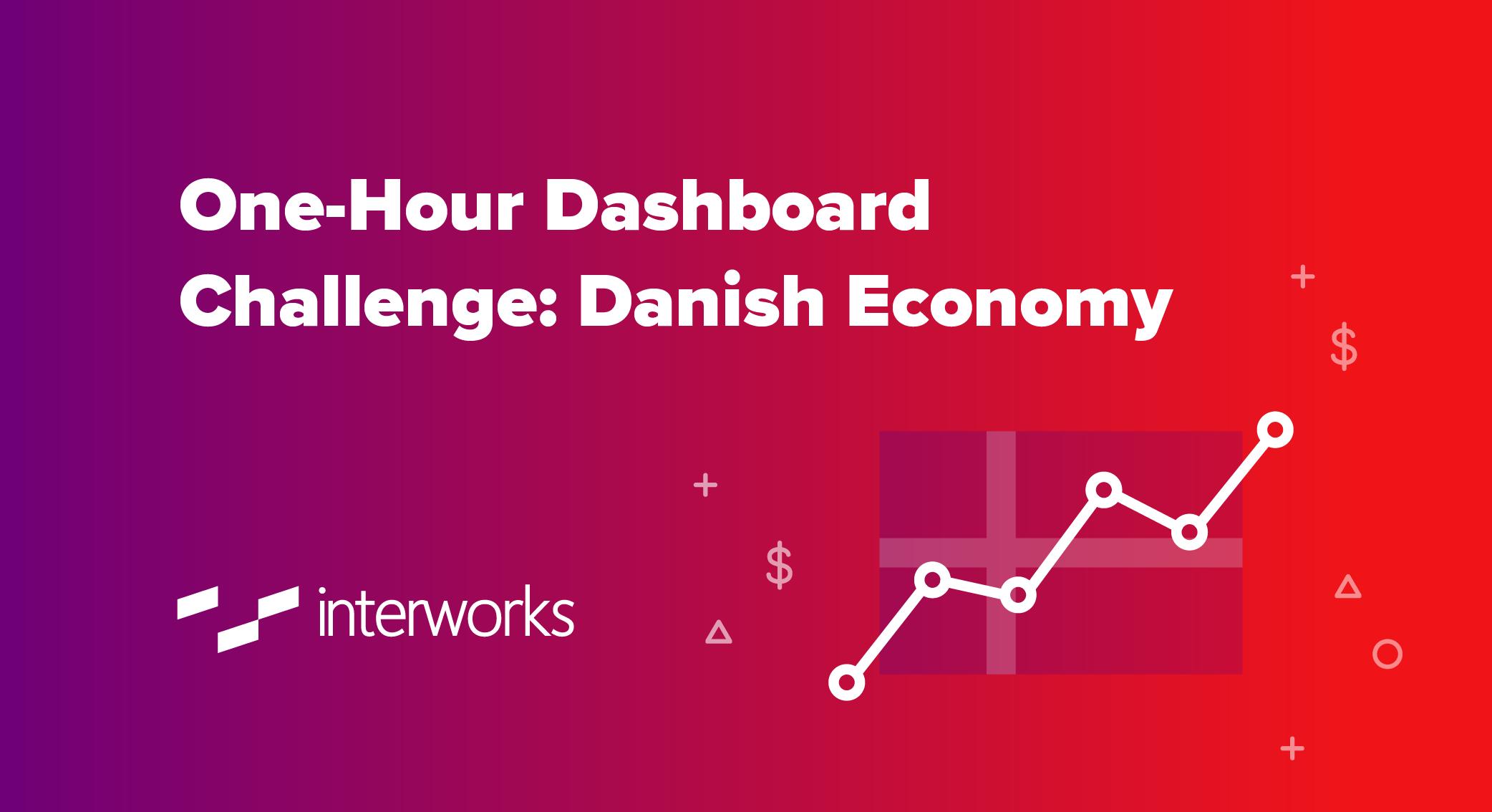 One-Hour Dashboard Challenge: Danish Economy
