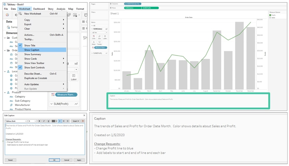 How To Improve Your Tableau Work With Documentation Interworks