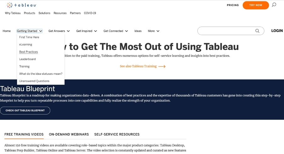 A Newcomer S Guide To The Tableau Community Interworks