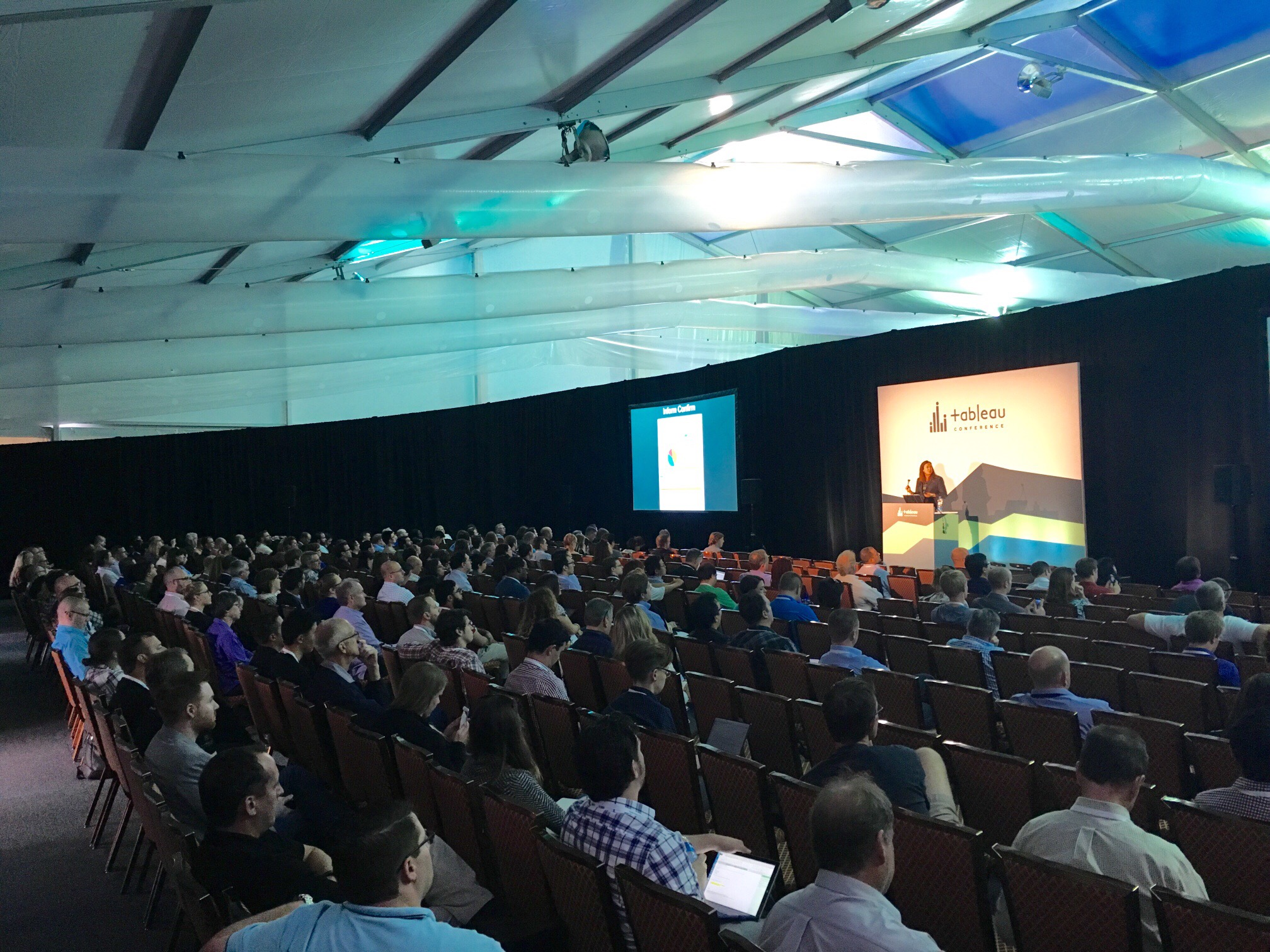 Princeton session Tableau Conference 2015