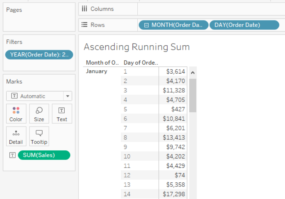 Tableau Deep Dive: Table Calculations - Custom Sorts, Part Two