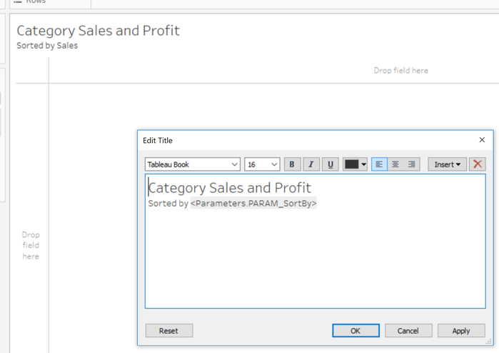 Improving Your Dynamic or Repeated Text in Tableau | InterWorks
