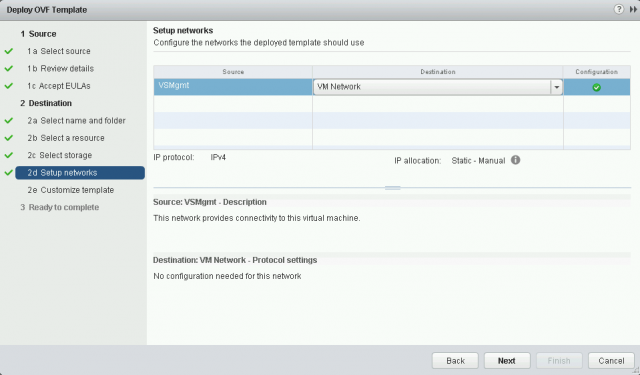 How to Deploy OVA / OVF Template Using VMware vSphere Web Client
