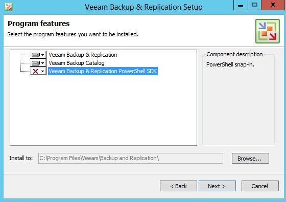 Veeam 8: Step-by-Step New Install   InterWorks