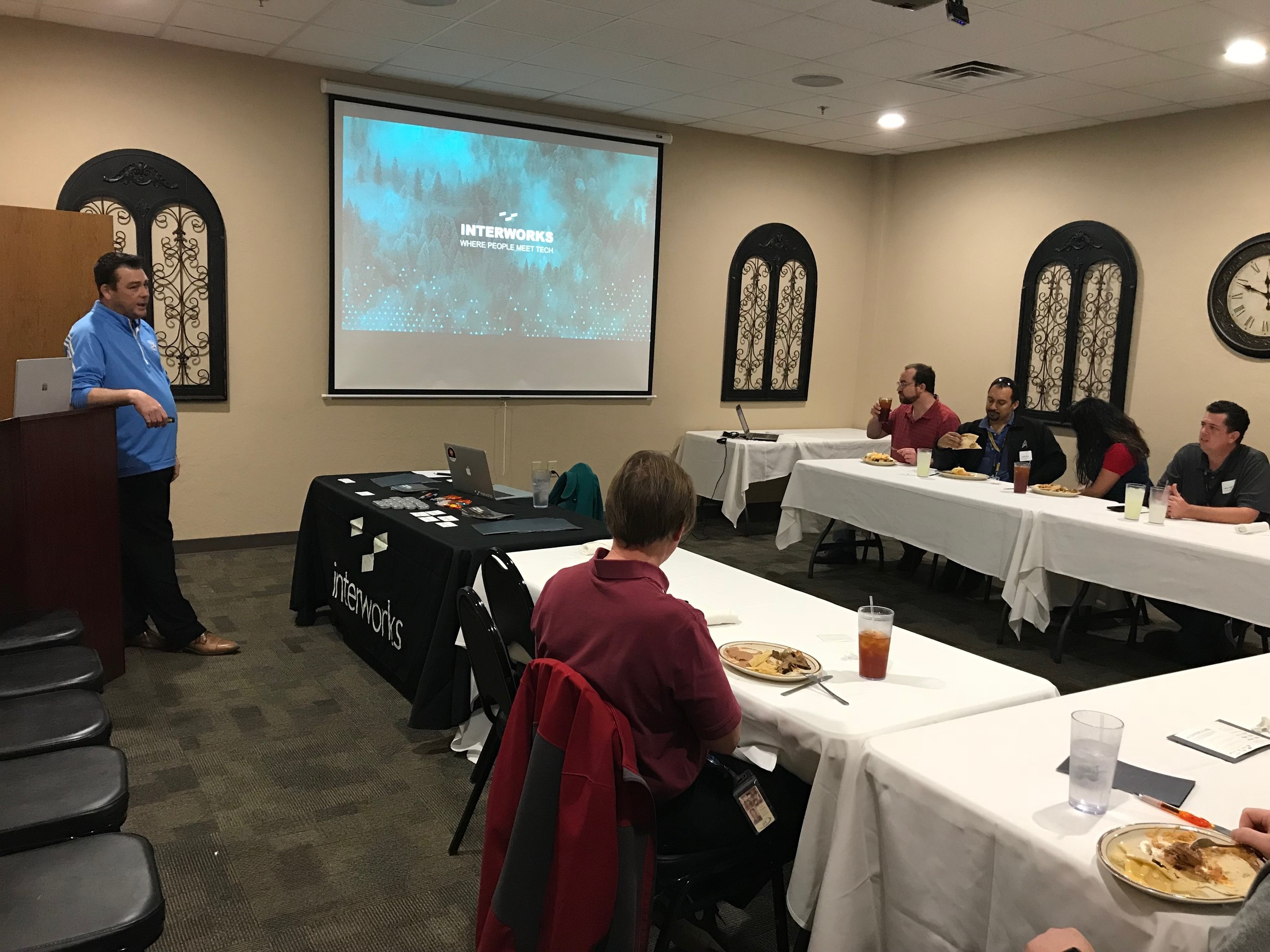 IT Transformation Event with Dell EMC - Lawton, OK