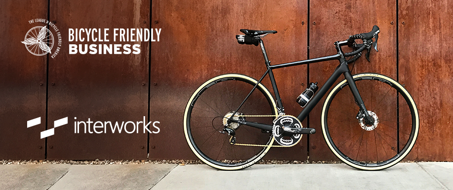 InterWorks Bicycle Friendly Business