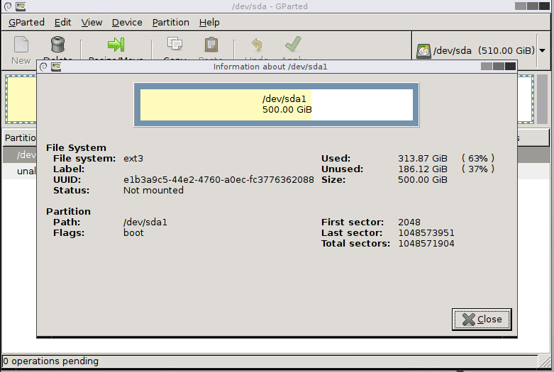 Restore Damaged or Corrupted Linux Partition Table | InterWorks