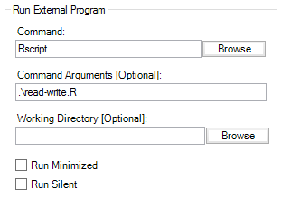 Using the Alteryx Run Command Tool   InterWorks