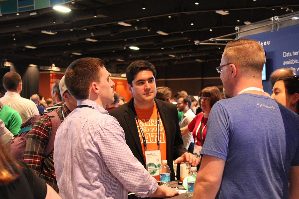 Networking at TC15