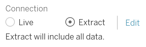 Tableau Extended: The Data Connection Page | InterWorks