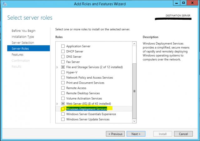 Deploying Windows Thin PC with Windows Deployment Server | InterWorks