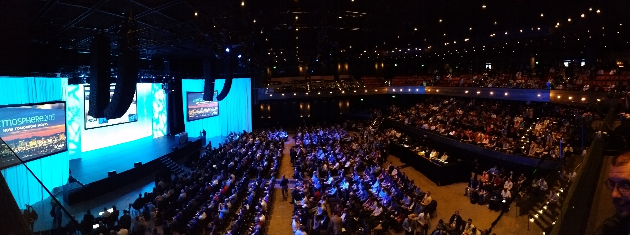 View of the Keynote