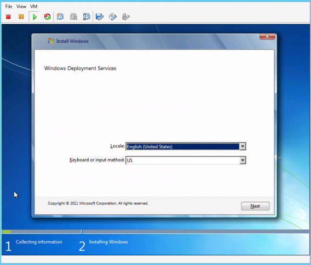 Deploying Windows Thin PC with Windows Deployment Server