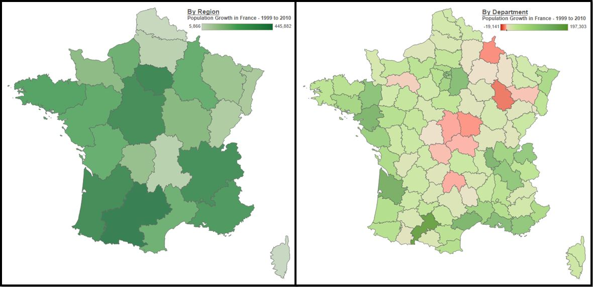 France population growth