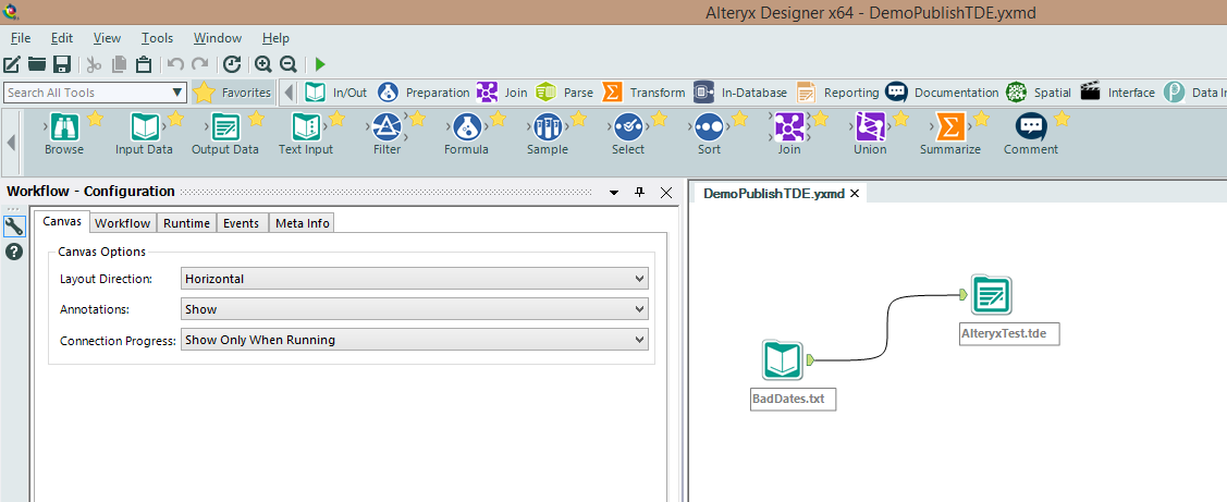 How to Automate a Tableau Data Source Refresh with Alteryx