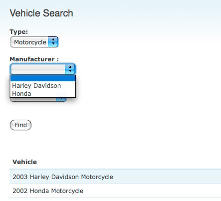 Limiting the options in a Drupal Finder element   InterWorks