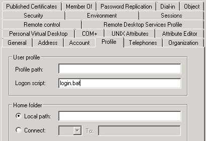 Using Logon Scripts to Add and Remove Network Printers
