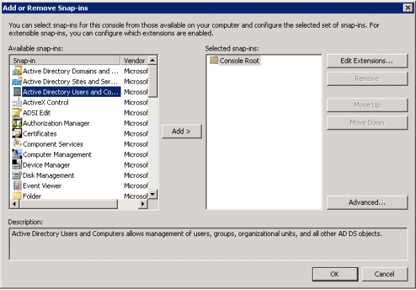 How to Create Active Directory Shortcut in Windows Server
