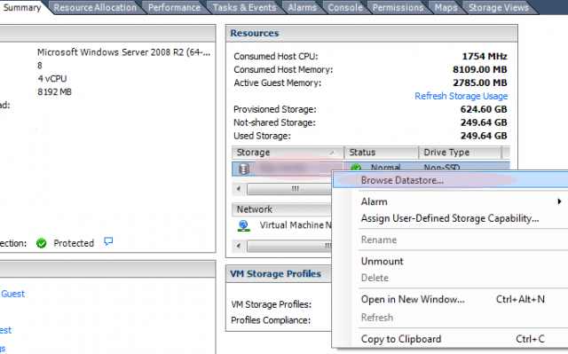 VMware: Performing Safe Removal for Large Snapshots | InterWorks