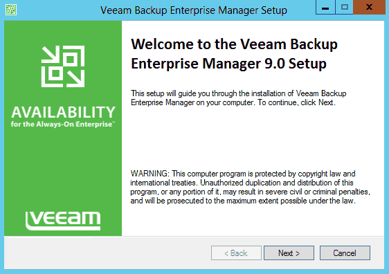 Step by Step: Upgrading to Veeam 9 | InterWorks