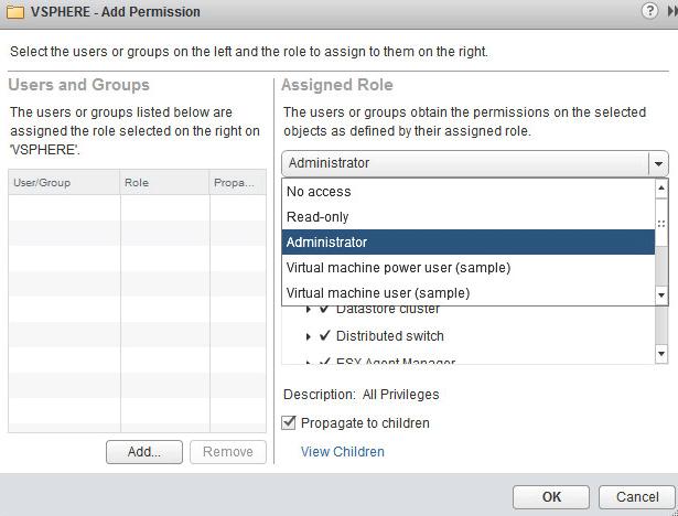 vSphere 5 5: Enable Access to vSphere Client   InterWorks
