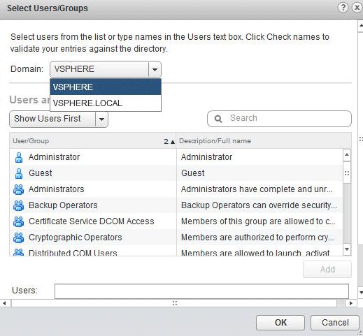 vSphere 5 5: Enable Access to vSphere Client | InterWorks