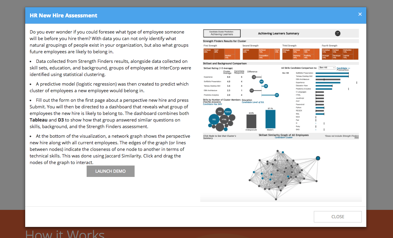 Embedded Analytics Portals for Tableau