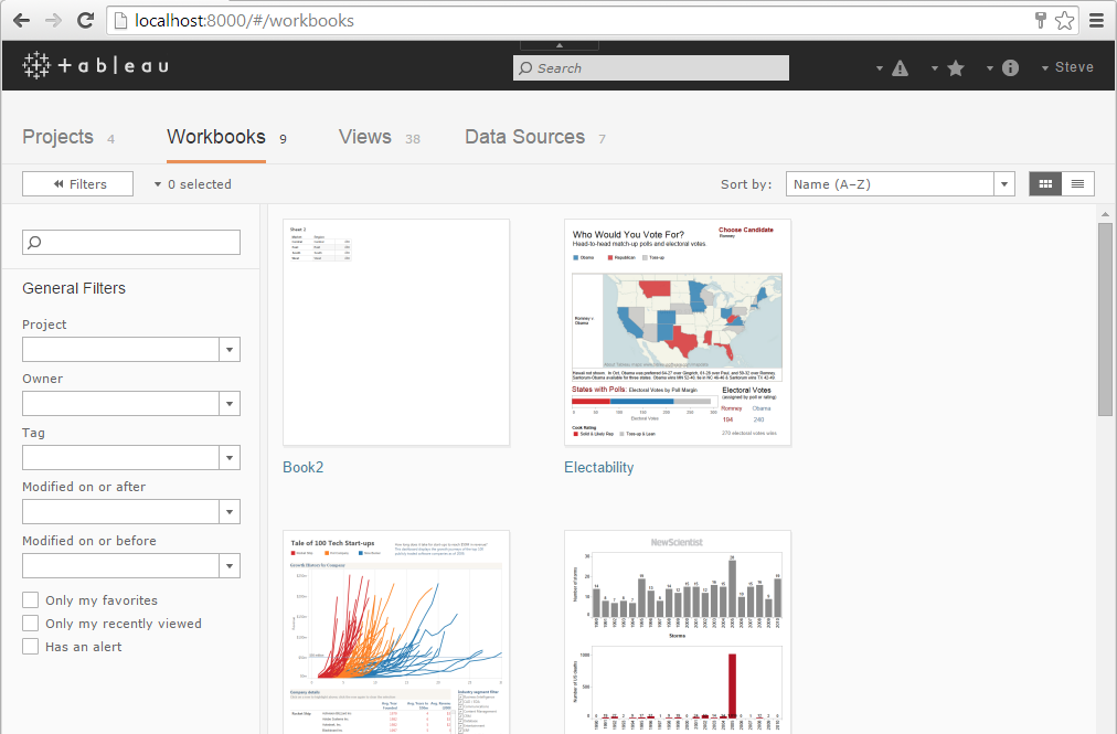 What's new in Tableau Server 9 0 | InterWorks